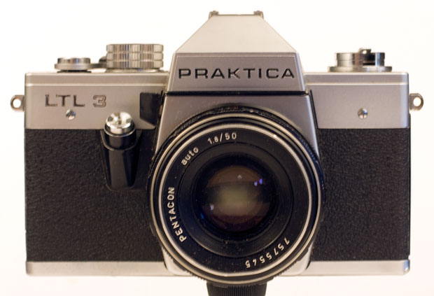 Jamess camera collection: praktica ltl 3