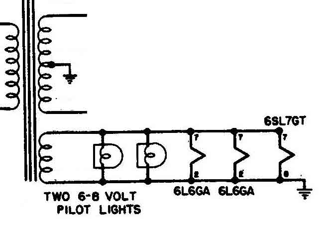 tube pin diagrams
