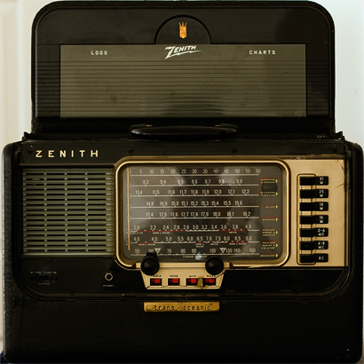 James's Tube-Era Zenith Trans-Oceanic Radios